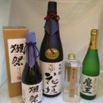 ゴールディーズ前橋荒牧店ではただ今、焼酎・日本酒の買取を大募集しております!