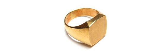 古いデザイン 指輪リングの買取ならゴールディーズ前橋店