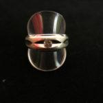 埼玉県熊谷市、寄居、妻沼、行田、秩父でのダイヤ付き Pt900 リングの買取ならゴールディーズ熊谷店へ!!