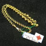 【新着情報】ゴールディーズ熊谷店ではK18 ミラーボールモチーフのネックレスが新しく入荷しました!もちろん買取も大募集しておりますのでお気軽にお持ちください!