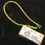 【新着情報】ゴールディーズ熊谷店ではK18 ブレスレットが新しく入荷しました!もちろん買取も大募集しておりますのでお気軽にお持ちください!