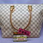 Louis Vuitton サレヤMM トートバッグ  新入荷しました!毎週水曜日、500円以上商品が5%OFF!!ブランドバッグ買うなら値下がり水曜日!!