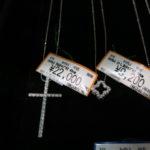 ゴールディーズ熊谷店より新着商品のお知らせです!K18 トップ付きネックレスが入荷致しました!