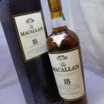 ザ マッカラン 18年 (700ml)新入荷しました!毎週水曜日、500円以上商品が5%OFF!!お酒を買うなら値下がり水曜日!!
