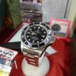 ただいま、ゴールディーズ太田店では、高級腕時計(ロレックス、オメガetc…)の販売・買取を強化しています!!