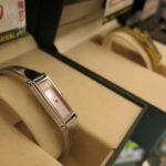 グッチ/GUCCI 腕時計 1500L シルバー×ピンクシェル新入荷しました!毎週水曜日、500円以上商品が5%OFF!!腕時計買うなら値下がり水曜日!!