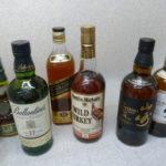 ゴールディーズ太田店では、お酒、特にブランデーやウイスキーの買取を強化しています!!(ヘネシー、レミーマルタン、カミュ、ジョニーウォーカー、ワイルドターキー、山崎など大募集)