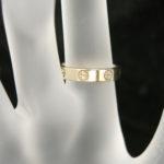 Cartier(カルティエ)ミニラブリング販売中です!毎週水曜日、500円以上商品が5%OFF!!リング買うなら値下がり水曜日!!