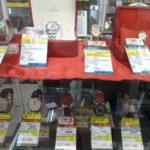 腕時計の販売・買取ならゴールディーズ太田店(ドンドンダウン太田店内)にお任せ下さい!!