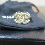 ★★ゴールディーズ大泉店では可愛い シャネルのリングを入荷しました!!33000円(税抜き)で販売しております★★