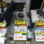 館林市、桐生市、足利市、熊谷市で腕時計の販売・買取ならゴールディーズ太田店!値下がった商品多数♪さらに水曜、税込み¥5.000以上の商品¥1.000値下がり!