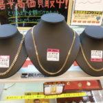 金相場、まだまだ高いです!売るなら今がチャンス!金を売るならゴールディーズ太田店へ!!
