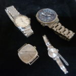 リサイクルショップならではの個性的な時計あります!使わない時計、買い替えた時計はぜひゴールディーズ太田店へ