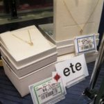eteコーナーにネックレスの新着です★ホースシュー K10 ネックレスです★毎週水曜日、500円以上商品が5%OFF!!ブランドジュエリー買うなら値下がり水曜日!!