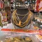 ゴールディーズ熊谷店では、歪んでしまったリング、切れてしまったネックレス等、喜んでお買取りいたします!