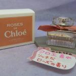 ROSES DE Chloé♥クロエの香水ありますよ♪ 販売のほか、お買取りもしています!使いかけの香水でもOKです♪