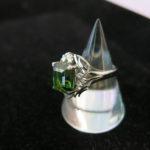PT900 トルマリン リングの新着情報です♪ ダイヤモンドなど、宝石ジュエリーはゴールディーズ前橋店へお任せください♪販売・買取しています♪