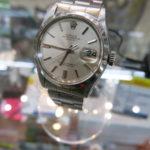 ゴールディーズ本庄店ではただいま、ROLEX ロレックス Ref.1500を298,000円(税別)で 店頭販売しております!毎週水曜日、500円以上商品が5%OFF!!腕時計買うなら値下がり水曜日!!
