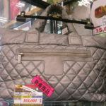シャネル♡CHANEL ココ・コクーンのシルバー トートバッグが新入荷しました♡当店では、シルバーの他は黒いお色のココ・コクーンもございます!!毎週水曜日なら こちらの商品表示価格から5%OFF!!ブランドバッグ買うなら値下がり水曜日!!