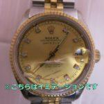 「もう壊れてしまっていて、買い取ってもらえないよなあ・・・。」そんな時計ございませんか?ゴールディーズ熊谷店では喜んでお買取致します!