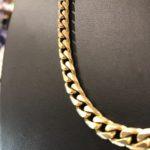喜平6面シングルネックレス120g 60cm ¥433,800でお買取りいたしました♪