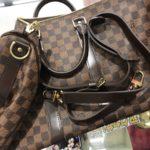 Louis Vuitton(ルイヴィトン)ダミエライン キーポル45 バンドリエール 10万円でお買取りいたしました♪