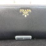 プラダ/PRADA ヴィッテロ ムーブ 長財布入荷しました。