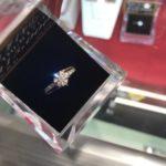 NEW! ダイヤモンド 0.617ct Pt900 リング#9 11万円でお買取りいたしました! ゴールディーズ熊谷店