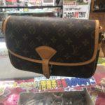 Louis Vuitton(ルイヴィトン)モノグラムソローニュ 30、000円でお買取りいたしました!