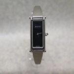 グッチ 1500L ブラック文字盤 腕時計入荷いたしました☆