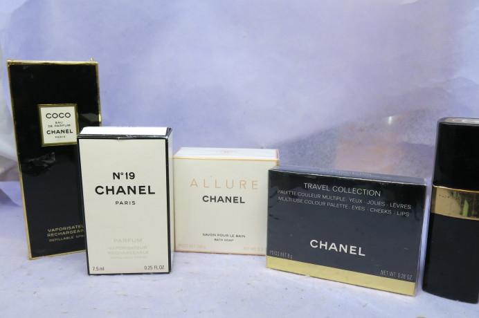 CHANEL 化粧品 香水 シャネルセット 販売 買取