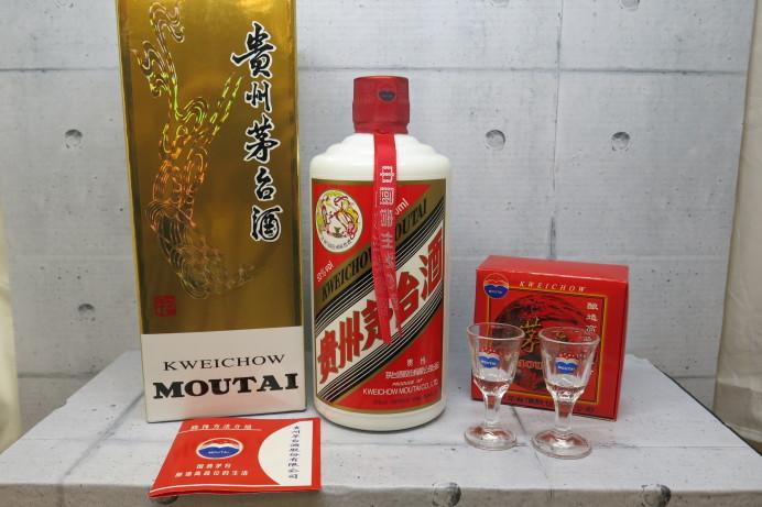 マオタイ お酒 中国酒 新入荷 MOUTAI  前橋 荒牧
