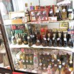 ゴールディーズ熊谷店では、ウィスキー、ブランデー、焼酎、ワイン等も販売中!!