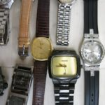 電池の止まった腕時計、そのままにしていませんか?電池交換も買取も…ゴールディーズ熊谷店で承ります♪