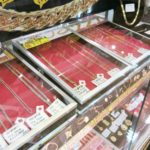 ☆コーナー紹介☆喜平コーナー 金・プラチナ男性用ネックレス販売中!!