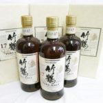 【国産ウィスキー】竹鶴17年 700ml 当店ではまだ在庫がございます!