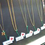 ゴールディーズ本庄店より新入荷商品のお知らせ!K18 ネックレス入荷しました!