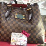 【!新着情報!】Louis Vuitton(ルイヴィトン)ハムステッド 美品 ハンドバッグ新入荷♪ゴールディーズ太田店