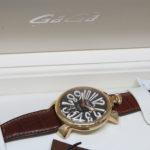 ガガミラノ マヌアーレ48 手巻き時計のお買取りを致しました!