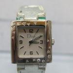 ディオール、ヴェルサーチ、ルイヴィトンの腕時計が新入荷致しました!!