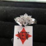 ダイヤモンド PT900 1ct 12号のリングが新しく入荷致しました!ゴールディーズ大泉店