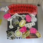 ブランド アクセサリー GUCCI Cartier BVLGARI CHANEL 買取大募集!
