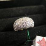 ゴールディーズ大泉店から新着商品のお知らせです☆K18 2.43ct ダイヤリングが新入荷しました!