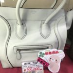 【CELINE】セリーヌ ラゲージ ミニショッパー ハンドバッグ が新入荷しました♪