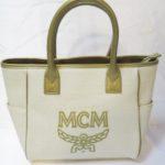 ゴールディーズ大泉店ではMCMトートバッグをお買取りしました