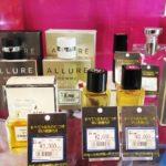 ゴールディーズ大泉店シャネル香水をお買取りしております