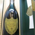 高級シャンパン ドンペリニヨン ヴィンテージ 1995 入荷しました!