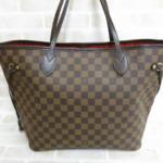 【ルイヴィトン】10万円以下で買えるダミエのハンドバッグあります